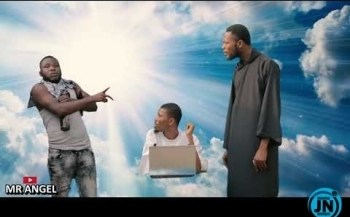 COMEDY VIDEO: Mr Angel - Nigeria Edo Election Wahala